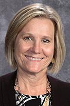 Beverly Sharpe, principal, Mt. Juliet High School