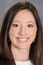 Dr. Sara Shirley, assistant professor, economics and finance faculty