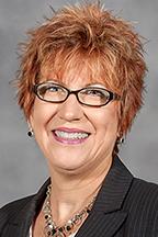 Dr. Barbara Lancaster, assistant professor of nursing (MTSU photo by Andy Heidt)