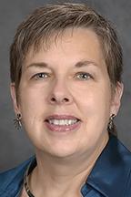 Dr. Rebecca Fischer, professor, speech-language pathology and audiology