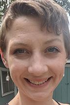 Liz Sovine, student, June Anderson Scholarship recipient for 2021