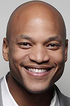 """Wes Moore,youth advocate and U.S. Army veteran Wes Moore, author of MTSU's Summer Reading Selection, """"The Other Wes Moore: One Name, Two Fates,"""""""