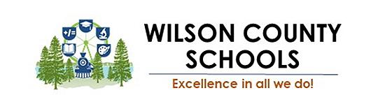 Wilson County Schools horiz-logo