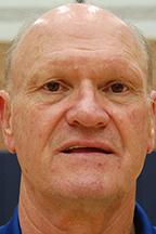 Ronnie Stapler, Westminster High School coach, Huntsville, Ala.