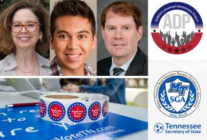 MTSU celebrates National Voter Registration Week with drives at various locations