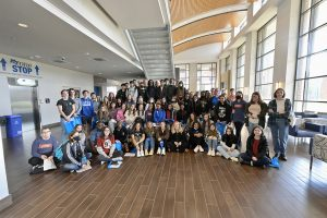 MTSU hosts Blackman academy seniors for grand tour of higher ed, future options